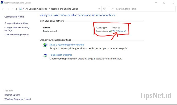2 Cara Melihat Password Wifi Di Windows 10